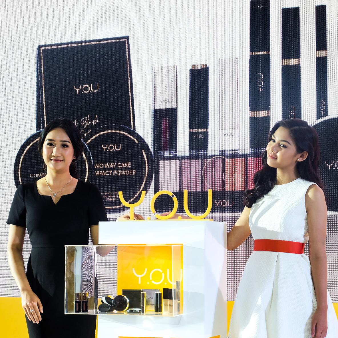 Y.O.U Makeups Menjanjikanmu Tampil On Point Sepanjang Hari