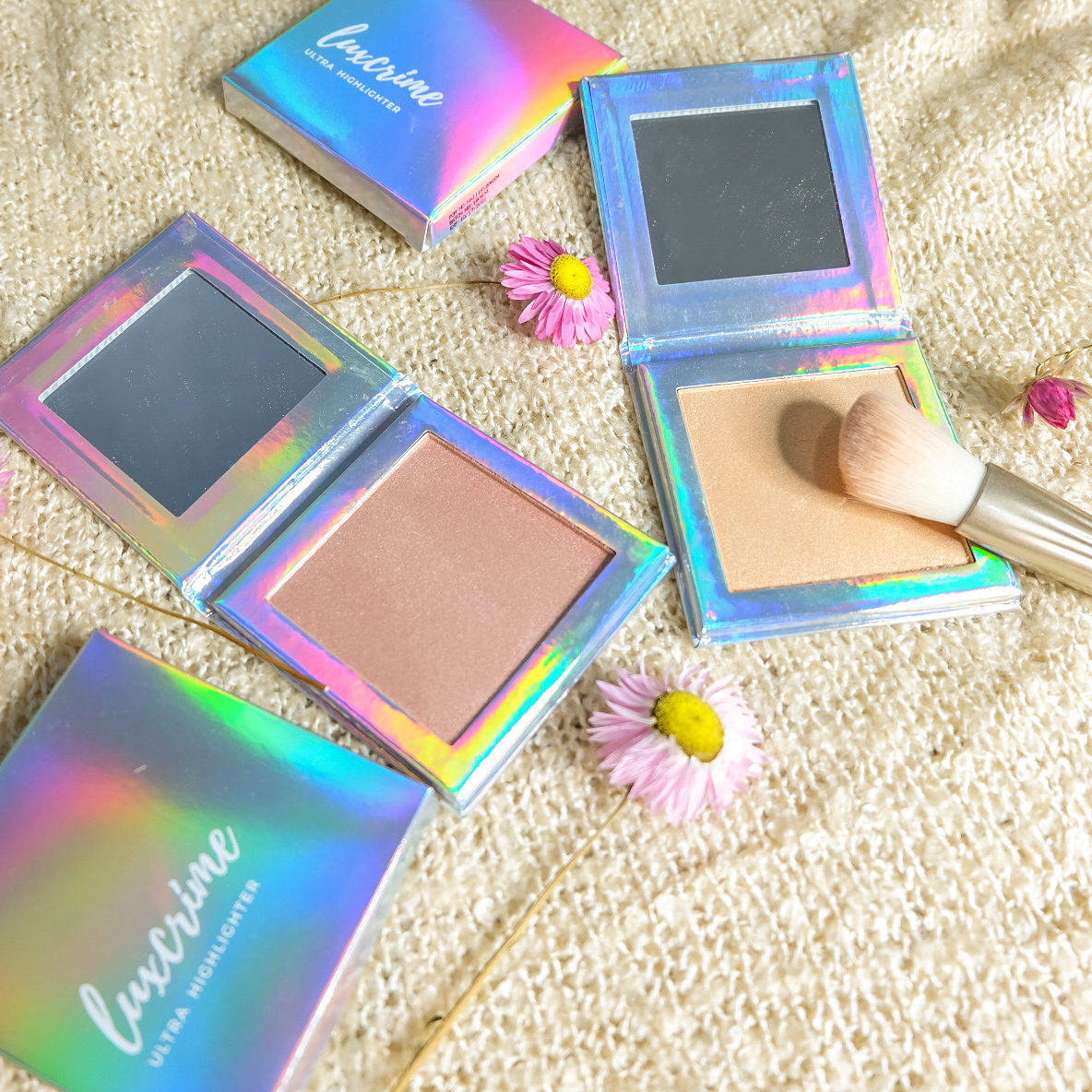 New Year, New Highlighters From Luxcrime