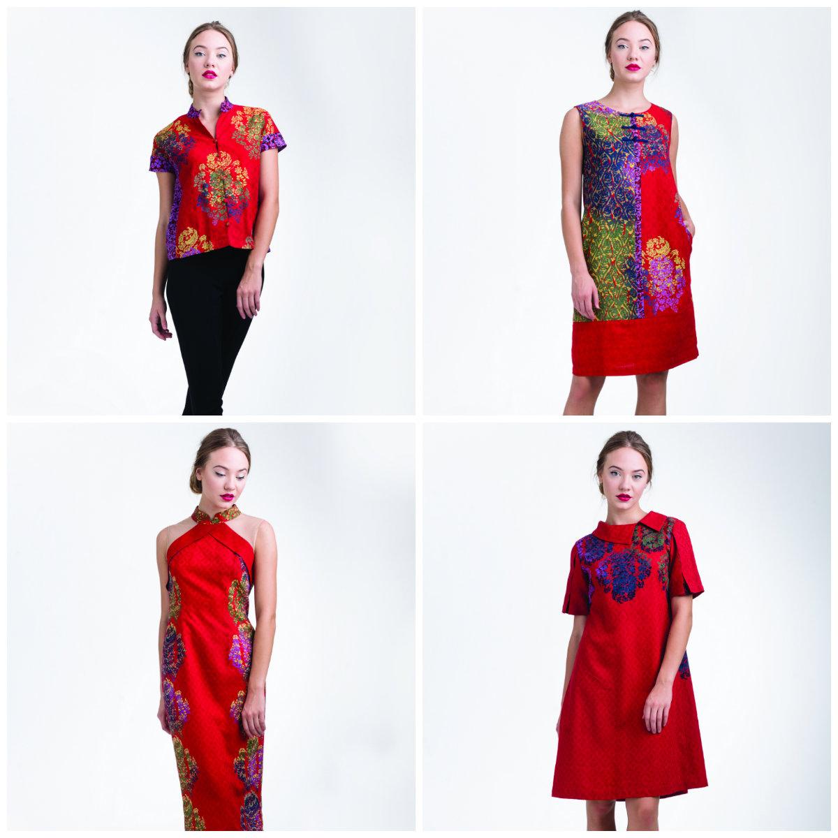 Tampil Menarik Saat CNY Dengan ALLEIRA Batik