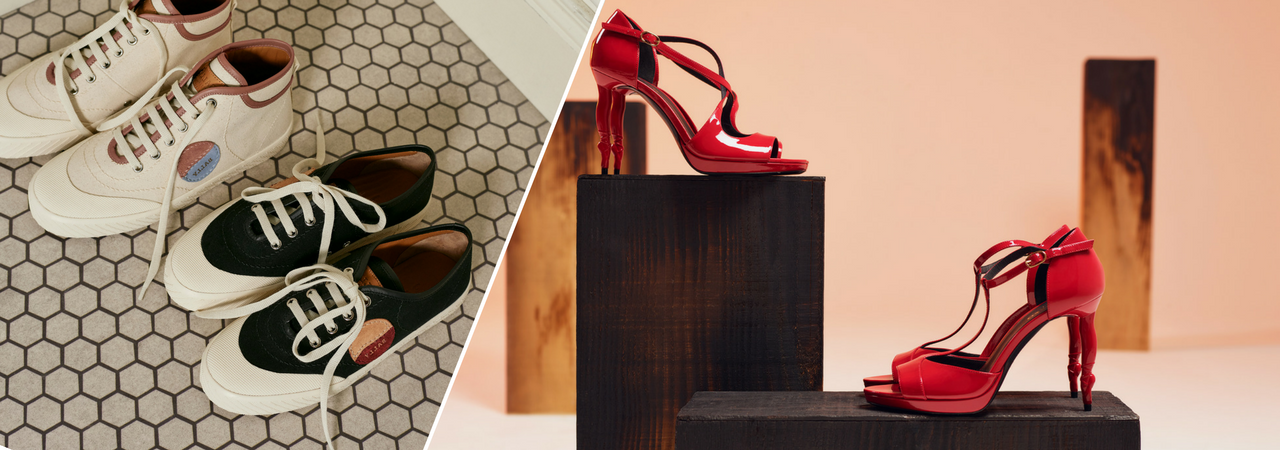 Ready your carts, and shopping cards, as we list down the 'new classics' when it comes to shoes.