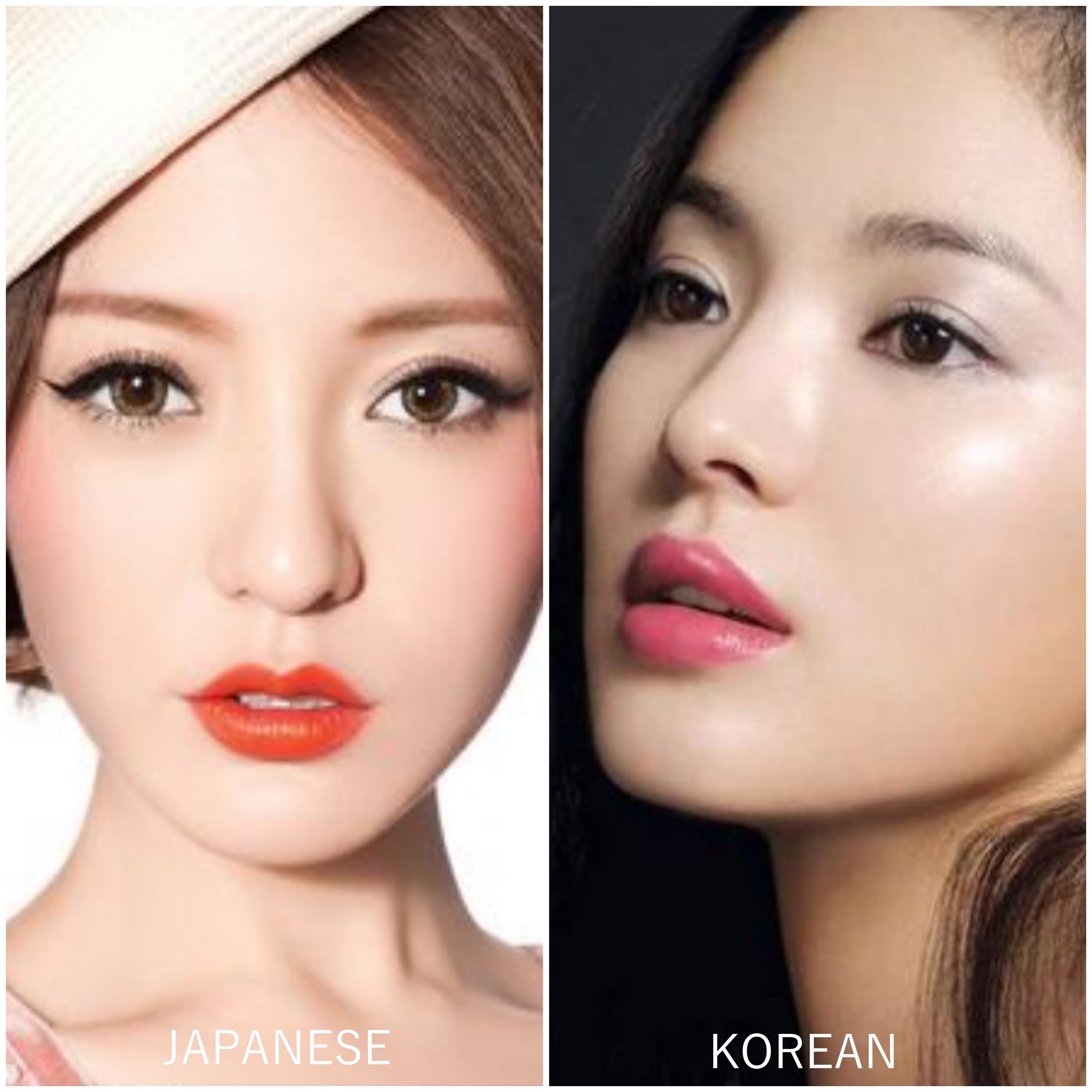 Japanese eye makeup