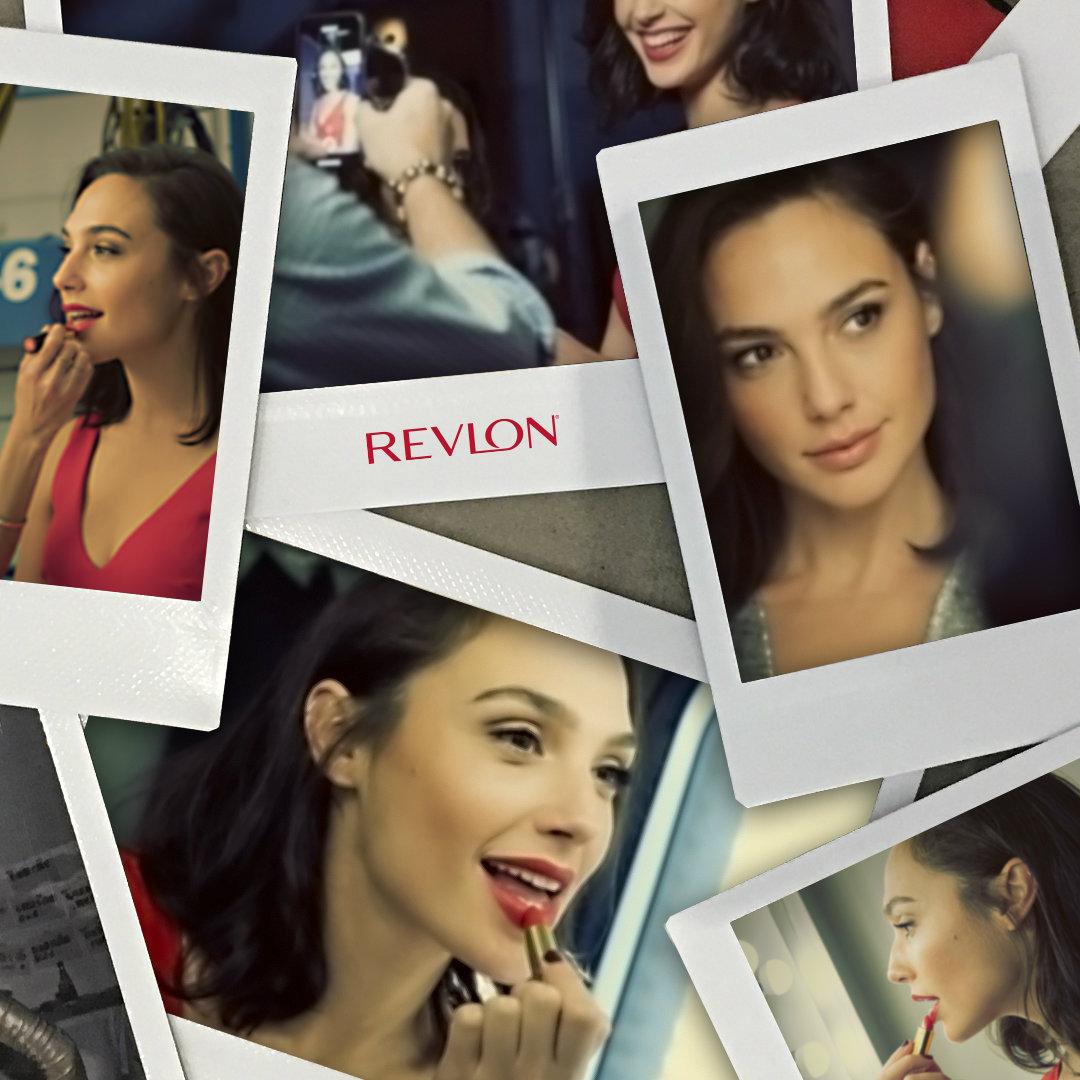 Revlon New Global Brand Ambassador, Gal Gadot