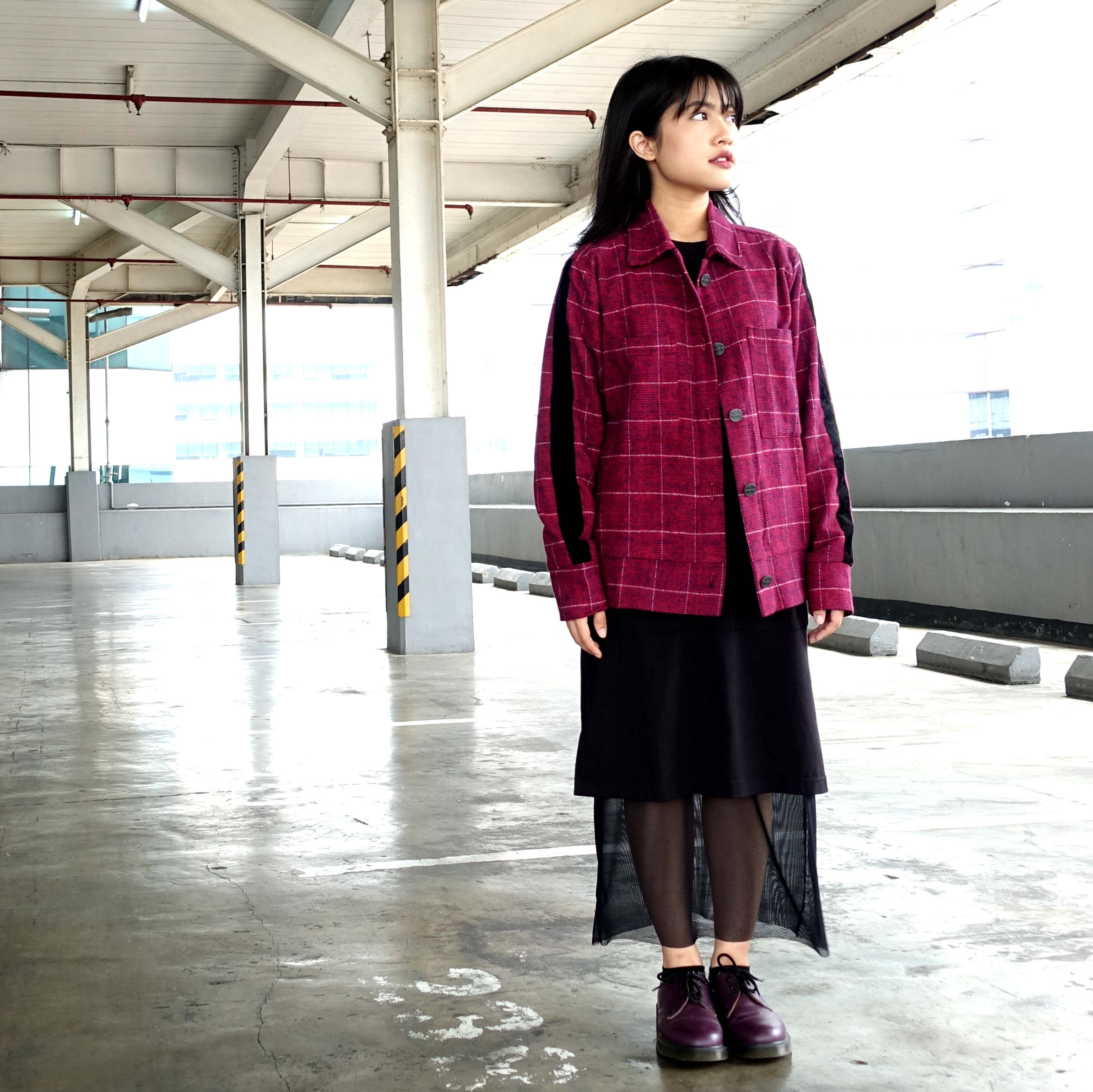 I Found Perfect Tartan Outer At The F Thing