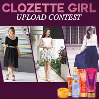 ClozetteGirl Upload Contest