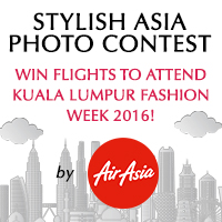 WIN FLIGHTS TO KL FASHION WEEK 2016