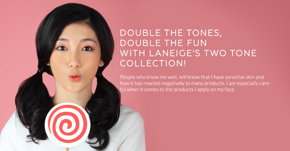 LANEIGE Two Tone Collection