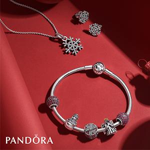 Clozette Pandora Christmas