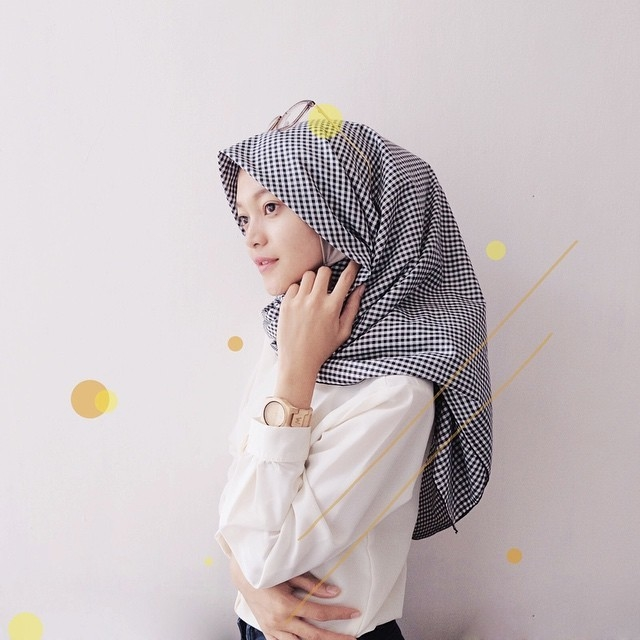 Printed Hijab Inspiration
