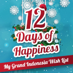 My Grand Indonesia Wishlist