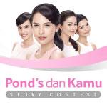Pond';s dan Kamu Story Contest