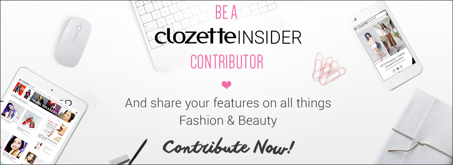Clozette, Insider, Contributor, Articles, Fashion, Beauty