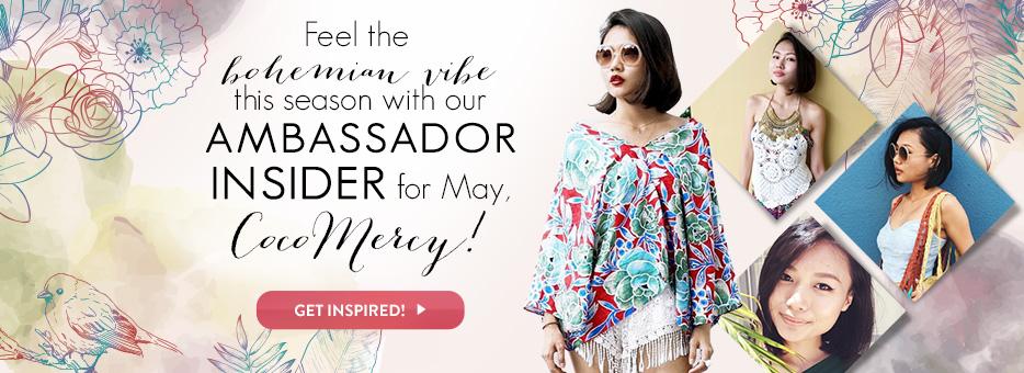 Clozette, Fashion, Beauty, OOTD, CocoMercy, Insider, Featured, Ambassador