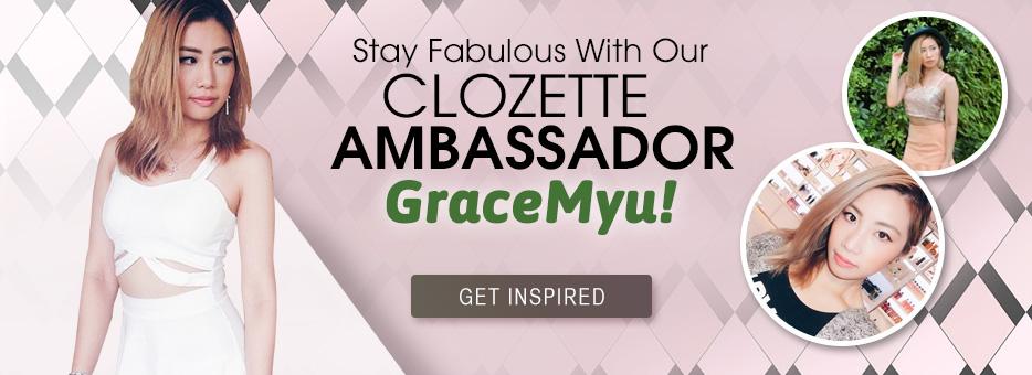 Clozette, Ambassador, GraceMyu, Fabulous