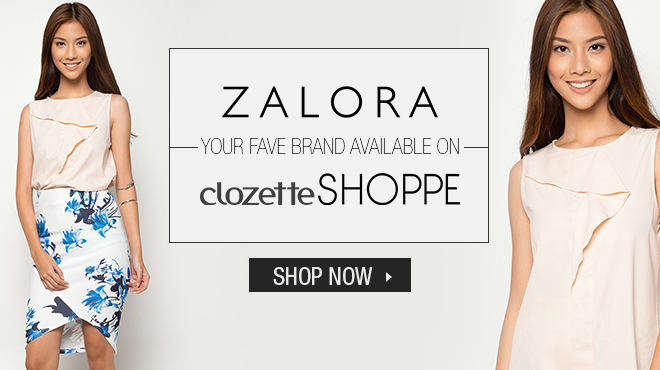 clozette, ZALORA, Shoppe, Discount, Clothes, Shoes