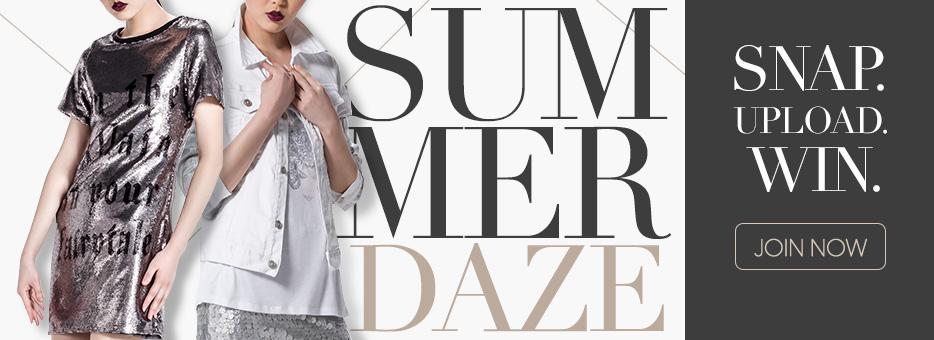 Clozette, Summer, Daze, Upload, Snap, Win, Fashion, OOTD