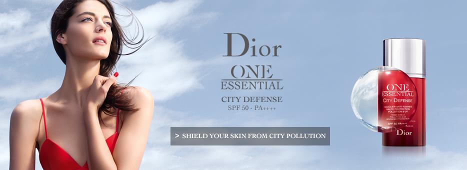 Dior, City Defense, Skincare, Beauty, Sample, Giveaway, Clozette