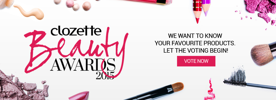Clozette, Beauty, Awards, 2015, Voting
