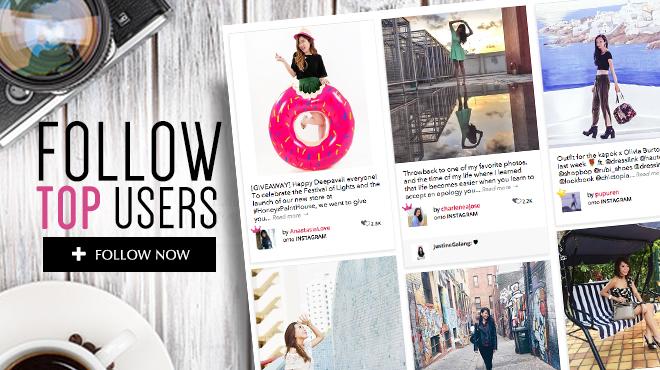 Clozette, Clozette Ambassadors, Star Clozetters, Top Users, Most Active, Social Beats, Top Ranks
