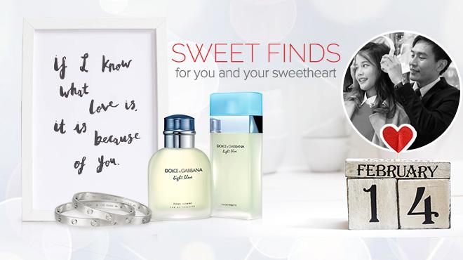 Clozette, Vday, Gift Finder, Fragrance, Valentine's Day, Love, Sweetheart,Girlfriend, Boyfriend