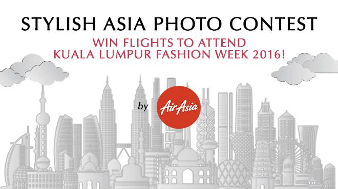 Clozette, AirAsia, KLFW 2016, Photo, Instagram, Contest, Win, Flight Tickets, Fashion Week