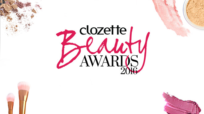 Clozette, Beauty Awards, 2016, Skincare, Makeup, Most Favourite Product, Voting, Win, Editor's Choice