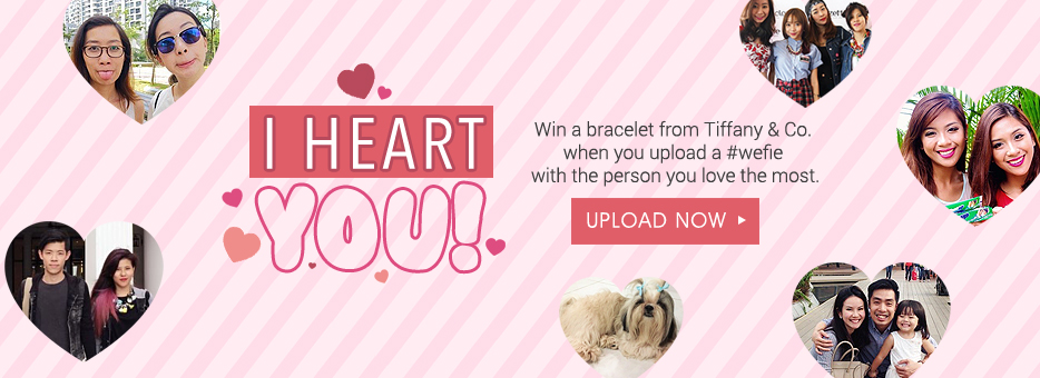 Clozette, IHeartYou, Love, Tiffany&Co, Bracelet