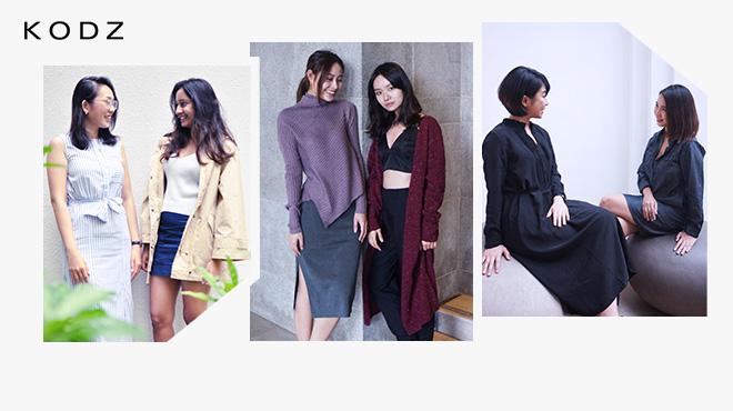 Clozette, KODZ, Fall, Fashion, Tropics, OOTD, Looks