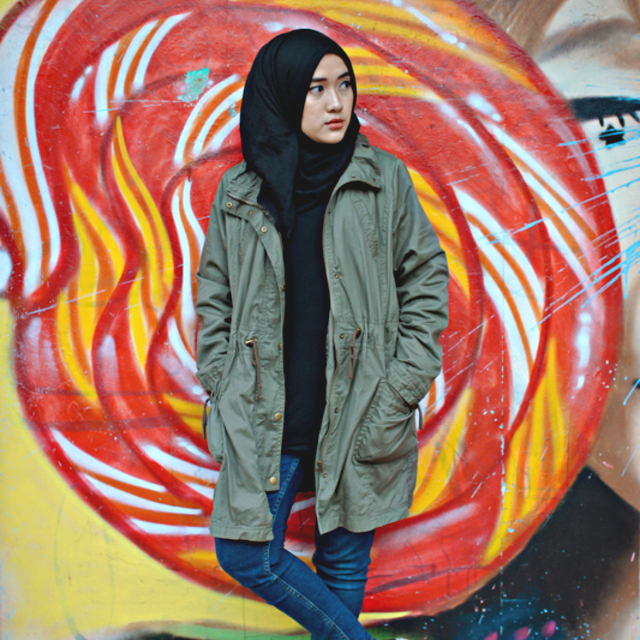 Dress Code: Hijab Sporty
