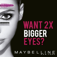 Maybelline Eyes