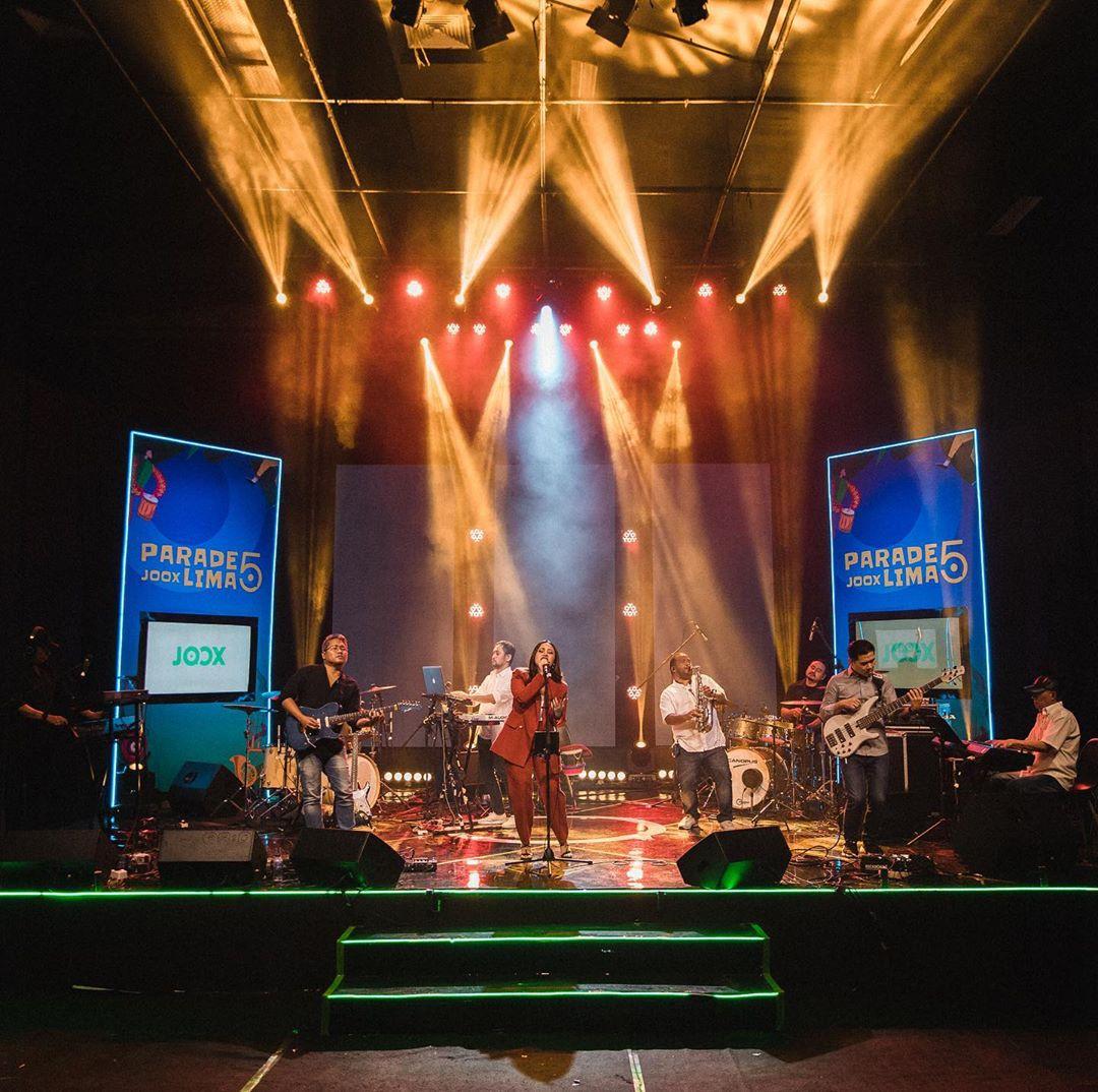 Parade JOOX Lima: Festival Musik Lintas Genre Yang  Bisa Kamu Nikmati Dari Rumah