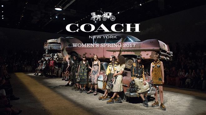 Clozette, Coach, Spring 2017, Fashion, Women