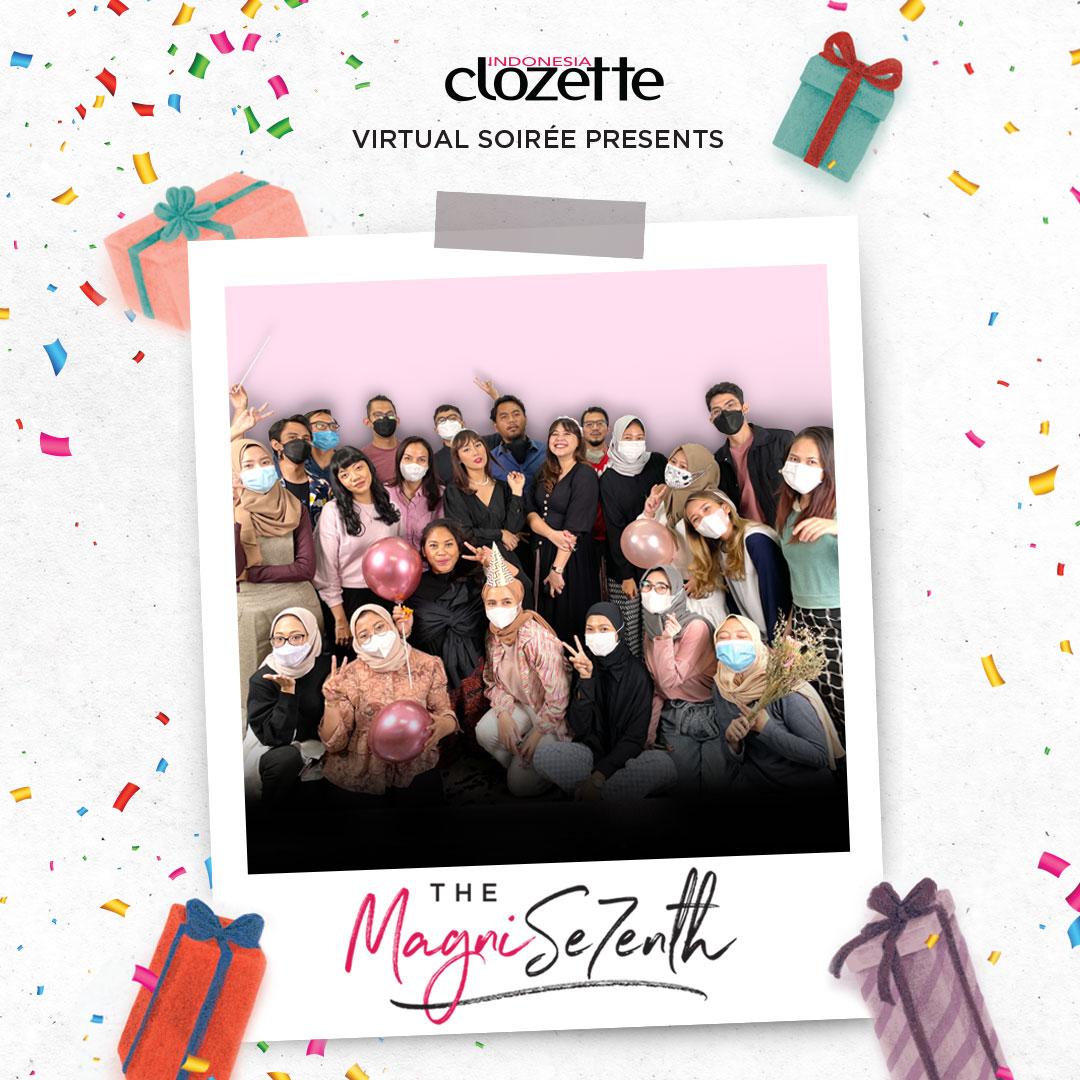 Clozette Indonesia 7th Anniversary Celebration, Here's The Recap!