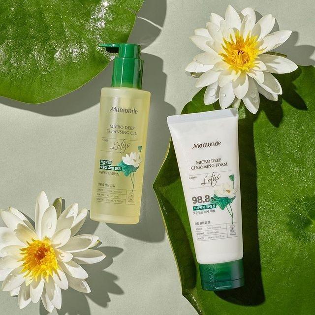 Deep Cleansing Dengan Skincare Bunga Teratai, Yuk?