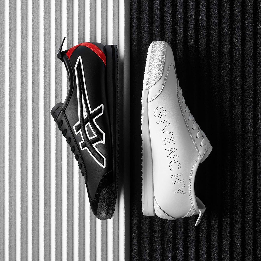 Sneakers Apik Hasil Kolaborasi Onitsuka Tiger Dengan Givenchy