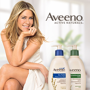 Aveeno Body Sampling