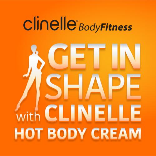 Clinelle Hot Body Cream