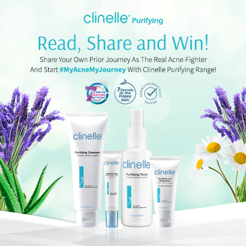 Clinelle Purifying