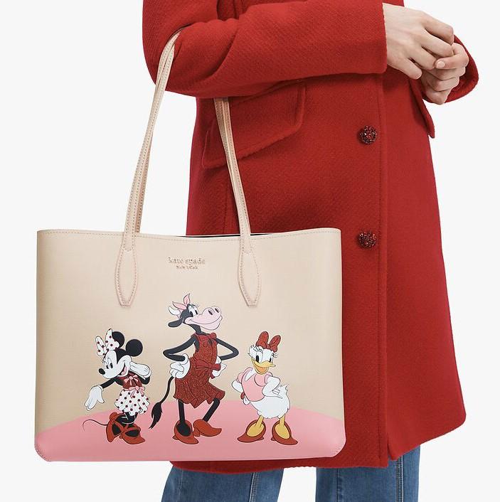 Rayakan Tahun Baru Imlek Bersama Kolaborasi Kate Spade Dan Disney